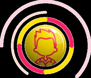 logo sport collectif innovant