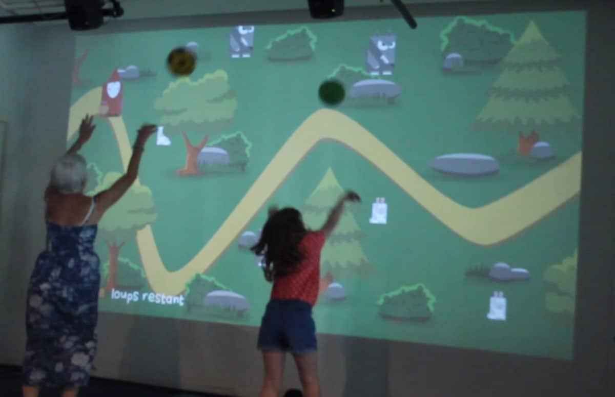 jeu collectif avec ballon jeune public